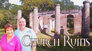 Church Ruins in South Carolina