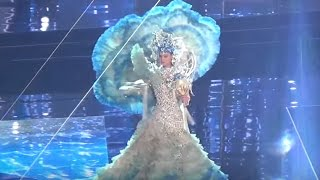 Miss Universe 2017 26.01.17 National costume  (Full show)