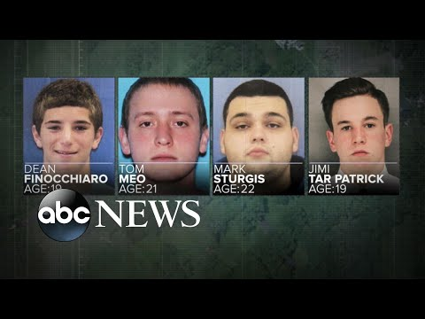 Cosmo DiNardo confesses to killing four missing Pennsylvania men