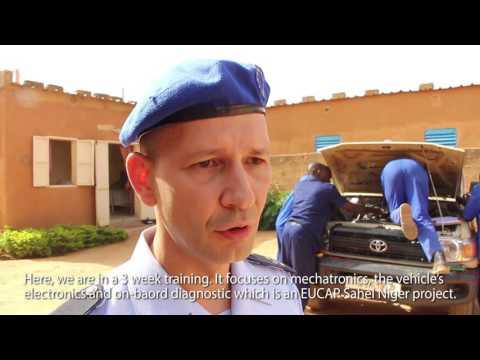 EUCAP Sahel Niger  sous-titres EN