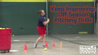 Off-Season Pitching Drills - TCS Training Tips