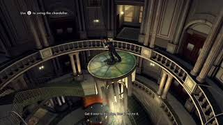 Cole Phelps Swings from the Chandelier - Video Youtube