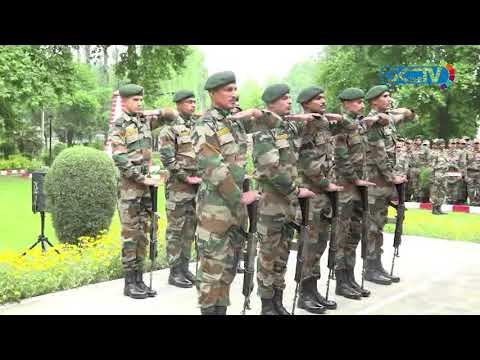 Army pays tribute to soldier slain in Pulwama gunfight
