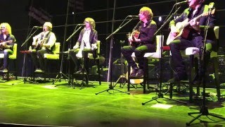 Foreigner acoustic Double Vision NYC 2/17/16