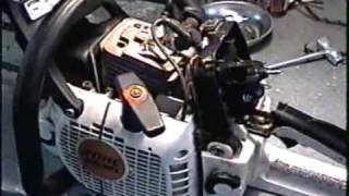 """STIHL MS 361 IGNITION MODULE REPAIR """"MUST SEE FOR ALL STIHL OWNERS"""""""