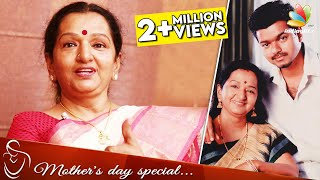 I would love to act as Vijay's mother : Shobha Chandrashekar   Mothers Day Interview   Theri