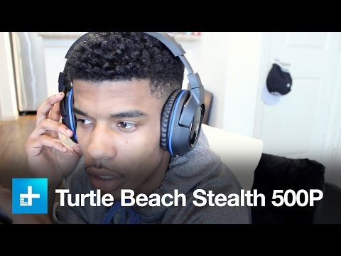 Turtle Beach Stealth 500P Gaming Headphone – Review