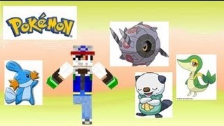 Whirlipede  - (Pokémon) - Pegando Pokemon #4 - Whirlipede, Ohawott, Mudkip e Snivy