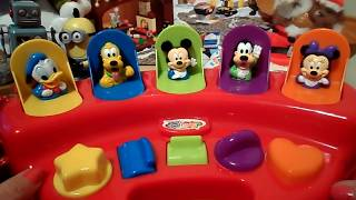 Disney Babies Popping Pals Fun With  Mickey Mouse, Pluto, Minnie, Goofy & Donald Duck