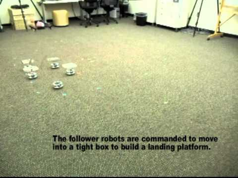 Tiny Robots Helping Tiny Robots Is An Adorable Thing