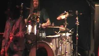 NASHVILLE PUSSY - Speed machine / Piece of ass / High as hell (Live at the Barfly / B'ham 16.4.2009)