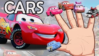 Disney cars 2 finger family / Finger Family Rhymes