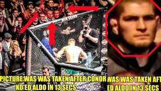 *NEW UNSEEN* WHY KHABIB IS THE SCARIEST FIGHTER ALIVE!!! Recovered Footage from McGregor vs Aldo