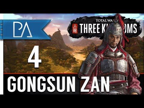 Gongsun Zan's Great Conquest - Total War: Three Kingdoms - Campaign Part 4
