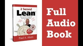 2 Second Lean  - Audio Book by Paul A. Akers