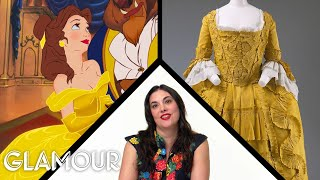 Fashion Expert Fact Checks Belle From Beauty And The Beasts Costumes | Glamour