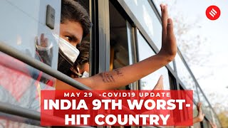 Coronavirus on May 29, India becomes 9th worst-hit country - Download this Video in MP3, M4A, WEBM, MP4, 3GP