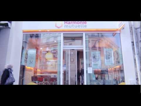 Présentation du nouveau concept Harmonie Mutuelle