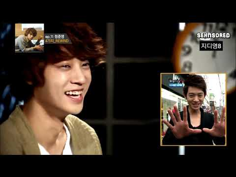 "Jung Joon Young - ""I Hate To Lie Through Music"" 4 Things Korean TV Show"