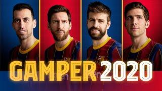FC Barcelona 20/21 squad presentation | Joan Gamper Trophy ?❤️