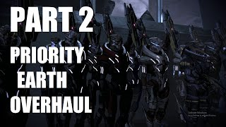 Soldier Insanity Playthrough of Priority Earth Overhaul Mod - Part 2