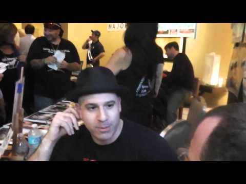 Alan Robert LIFE OF AGONY Crawl to Me/Wire Hangers Interview 2012 Metal Rules! TV