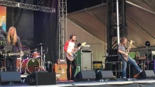 """Sword - """"John The Revelator"""" - Live At Shaky Knees Festival, 5/13/2016"""