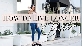 Healthy Lifestyle - How To Live Longer And Feel Better | Dr Mona Vand