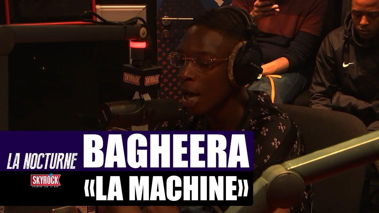 "[EXCLU] Bagheera ""La Machine"" #LaNocturne"