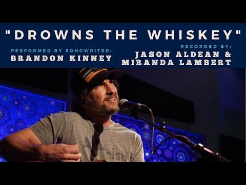 "Brandon Kinney performs ""Drowns The Whiskey"" (recorded by Jason Aldean & Miranda Lambert)"