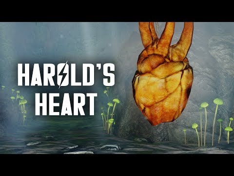 Oasis Part 3: Harold's Heart - Fallout 3 Lore Mp3