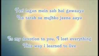 Arijit Singh - Tose Naina Jabse Mile (English Translation)