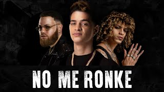Video No Me Ronke de Jay Menez feat. Miky Woodz y Jon Z