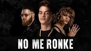 No Me Ronke - Jay Menez feat. Miky Woodz y Jon Z (Video)