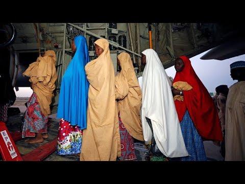 Boko Haram releases 110 kidnapped schoolgirls