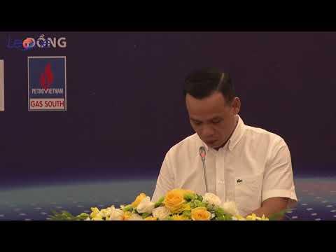 HỘI THẢO TIỀM NĂNG PHÁT TRIỂN THỊ TRƯỜNG KHÍ TẠI VIỆT NAM - Ông Hoàng Anh Tuấn