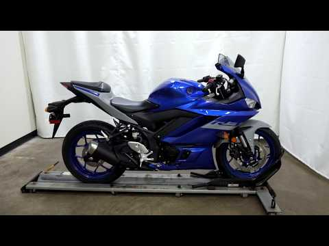 2020 Yamaha YZF-R3 in Eden Prairie, Minnesota - Video 1