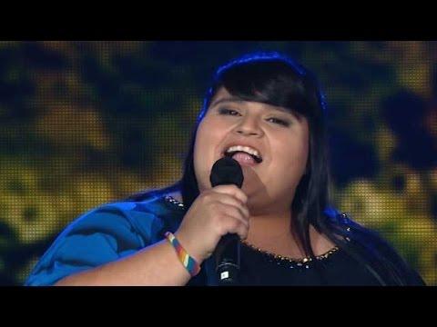 Duelo: Daiana canta «Zamba para olvidar» – Elegidos #Elegidos