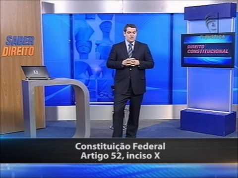 Direito Constitucional – Prof. Paulo Nasser (aula 3)