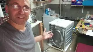 Waschmaschine anschließen Miele 1: Aufstellen Transportsicherung Ausrichten Schlauch anschließen
