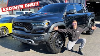 BUYING A NEW RAM TRX For My 27th Birthday!!! NOT JUMPING THIS ONE...