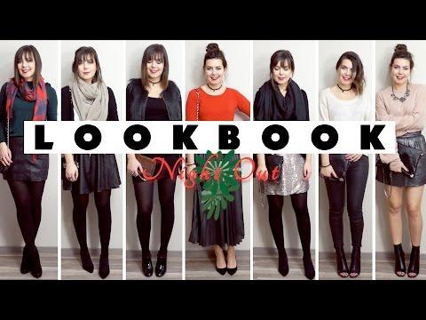 WINTER LOOKBOOK Night Out | Silvester Weihnachten Party festliche Outfits | Jucepauline