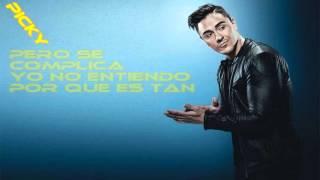 Picky - Joey Montana | +Descarga Gratis | Letra