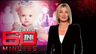 Baby bling (2015) -  Fake tans, fake nails, and fake hair for little girls  | 60 Minutes Australia