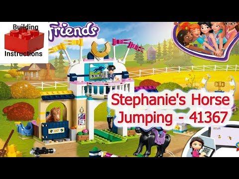 Lego Friends Mias Camper Van Review 41339 Jangbricks Video