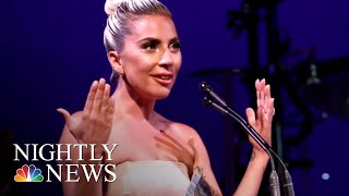 Lady Gaga Opens Up About Mental Health