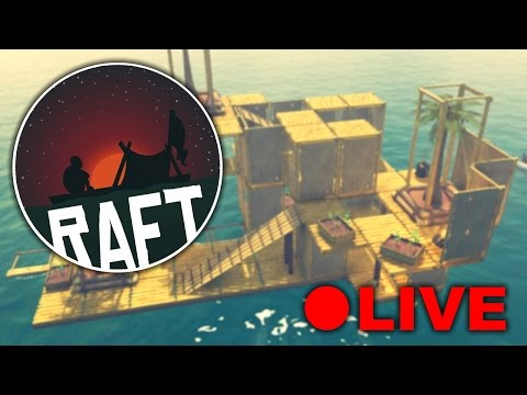 RAFT MULTIPLAYER LIVE w/ Porty