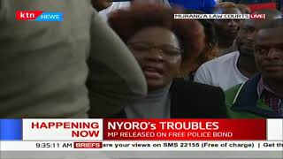 Ndindi Nyoro appears before court
