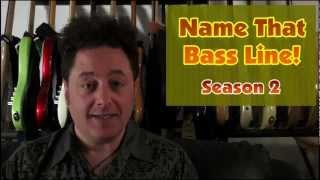 Name That Bass Line!™ Episode 201: Season Two Premiere!