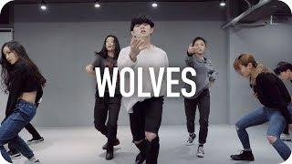 Wolves   Selena Gomez, Marshmello  Jun Liu Choreography